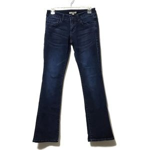 cAbi bootcut dark jeans style 515R